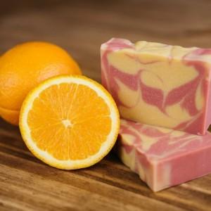 Citrus Energy Goat Milk Soap