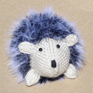 Stuffed Hedgehog Knitting Pattern : Hedgehog, Hand Knitted Hedges, Grey Hedgehog, Stuffed Toy ...