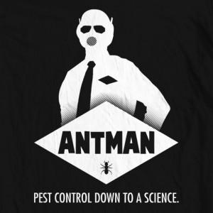 Boys' Antman Pest Control Tee
