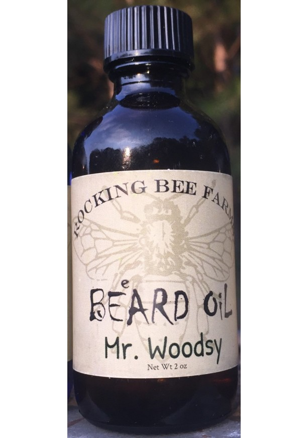"Beard Oil ""Mr. Woodsy"""
