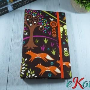 Foxtrot Custom eReader Tablet Hardcover Case - Kindle Fire | Nook Glowlight | Kobo Aura