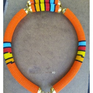 Beaded Choker Necklaces