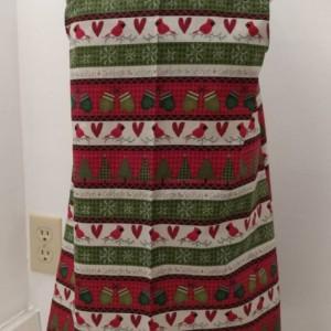 Christmas A Line Dress