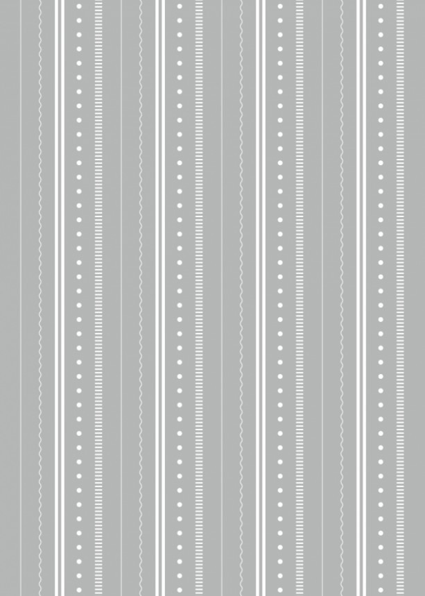Grey Spiral Bound Notebook
