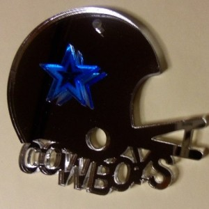 cowboys,Dallas cowboys,football charms,laser cut charms