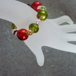 Joyeux Noel Earrings