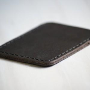 Slim Leather Wallet, Minimalist Leather Wallet, Slim Card Holder, Minimalist Leather Card Holder, Men's Leather Wallet