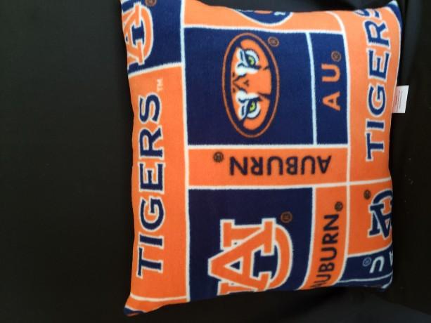 Auburn University Tigers Pillows