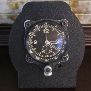 aircraft clock stand,military clock,Junghans,