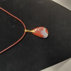 Semi- precious stone necklace
