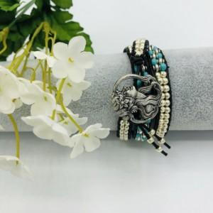 Southwest Triple Wrap Bracelet