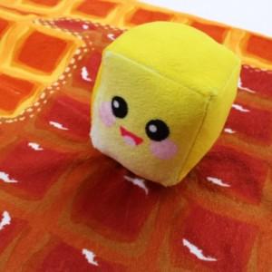 waffle blanket kawaii wafffle baby butter blanket kawaii minky blanket waffle baby blanket security blanket kawaii lovie lovey baby blanket