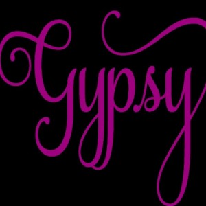 Gypsy, Racerback, Graphic, ladies Tank Top