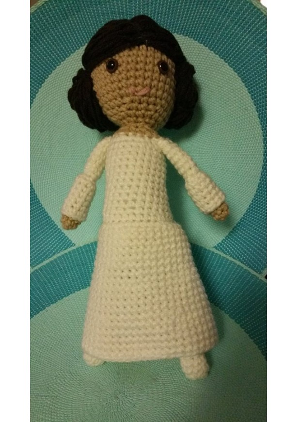 Princess Leia Doll