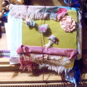 Handcrafted Altered Art Journal Book