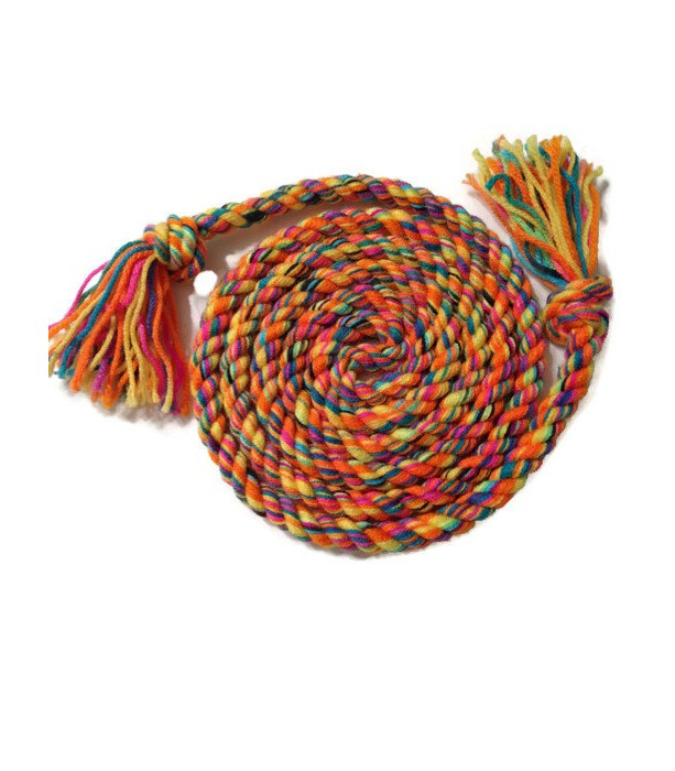1970's Classic Tie Dye Jump Rope
