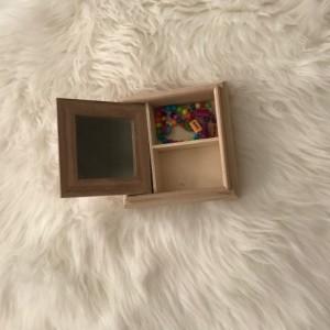 personalize photo on jewelry box
