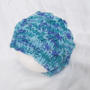 Toddler Wool Knit Hat