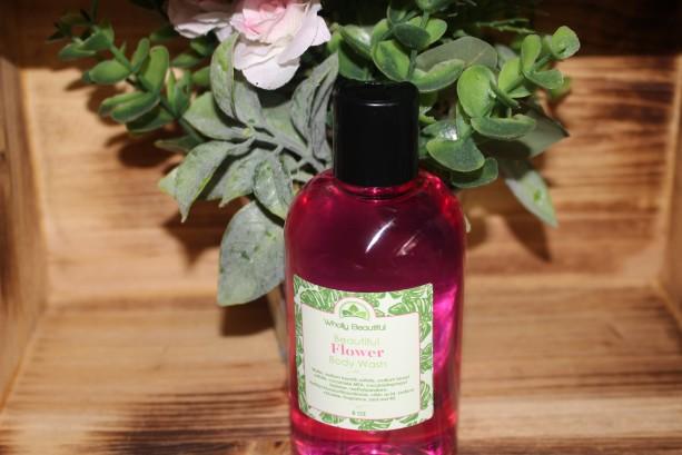 Beautiful Flower Body Wash