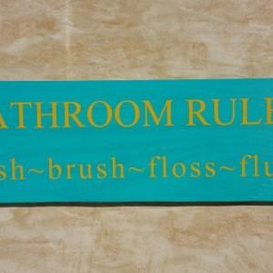 handmade wooden sign, rustic home decor, wood wall art, rustic wall decor, home decor, wooden sign, bathroom decor, bathroom sign