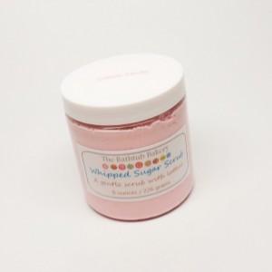 Cotton Candy 8 oz Whipped Sugar Scrub Body Polish Paraben Free