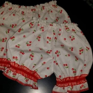 Cherry Bloomers