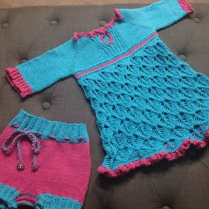 Custom Baby Bloomers