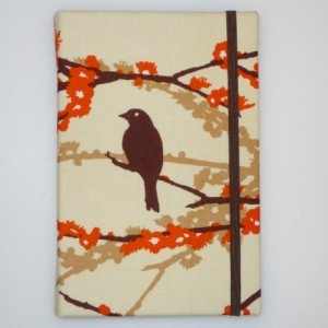 Aviary in Bark Custom eReader Tablet Hardcover Case - Kindle Fire | Nook Glowlight | Kobo Aura