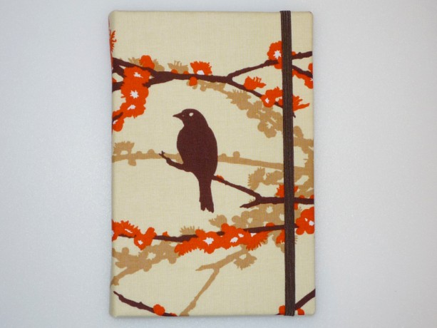 Aviary in Bark Custom eReader Tablet Hardcover Case - Kindle Fire | Nook Glowlight | Kobo Aura