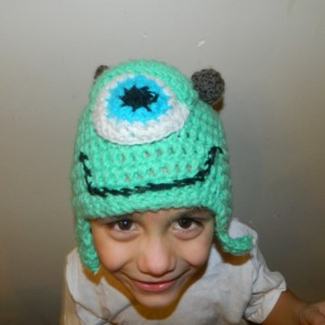 Mike Wazowski (Monsters INC) Hat