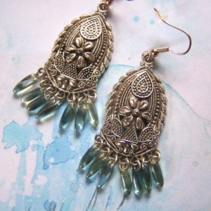 Dangle Earrings Boho