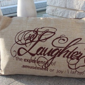 Laughter Pillow Covers