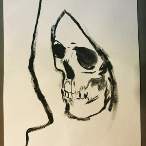 Customized skull