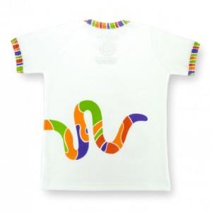 Rainbow Snake Children's T-shirt