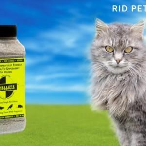 Smelleze Natural Rabbit Smell Removal Deodorizer 50 Lb