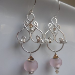 Classical Arabesque Earrings