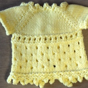 Goldenrod Shrug