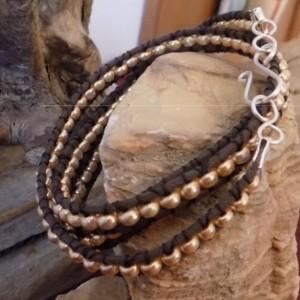 Triple Wrap Bracelet