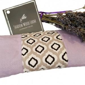 Lavender Eye Pillow- Lavender Moroccan
