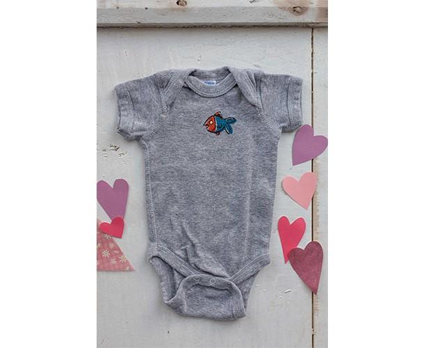 Little Fish Onesie or T-Shirt