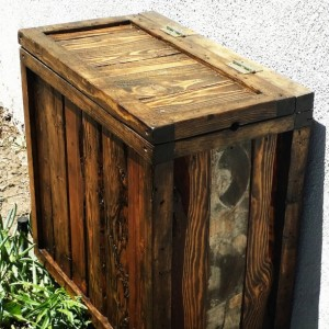 Storage Chest, Reclaimed wood, Vintage style, Rustic chest, Rustic style, Vintage chest, bench, wooden chest, blanket chest, toy chest