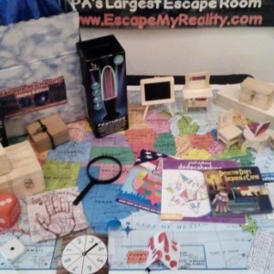 The Forever Yours Box - An Escape My Reality Home Edition Engagement Mystery Escape Game