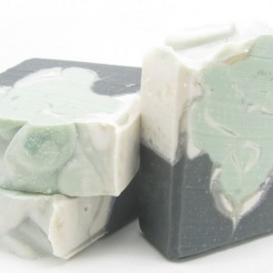 Fresh Pear Handmade Soap with Coconut Milk