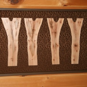 Dogwood Forest - Wall Hanging