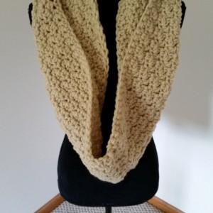 Hooded Scarf - Infinity Scarf, Hood, Cowl Scarf, Crochet Hood Scarf, Bulky Scarf, Chunky Scarf, Winter Scarf