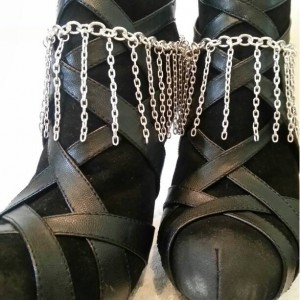 Boot/Bootie Chain Wrap Jewelry