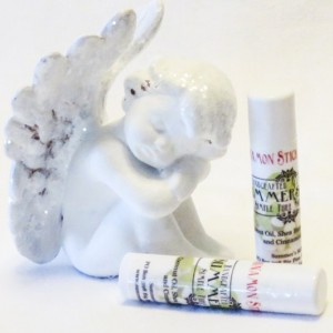 Summer's Skin Cinnamon Stick Lipbalm, All Natural, Handcrafted, 3 each