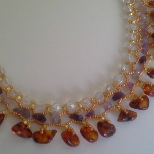 Amber Delight Necklace