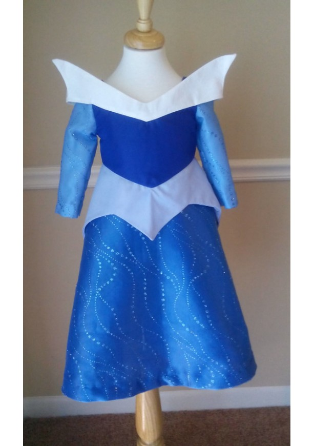 Sleeping Beauty Dress for Girls 6mo-3T
