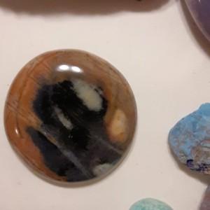 Picasso Marble, Cab, Cabochon, Picasso Jasper, Marble Gemstone, Picasso Marble Jewelry, Gemstone Jewelry, Silver Jewelry,